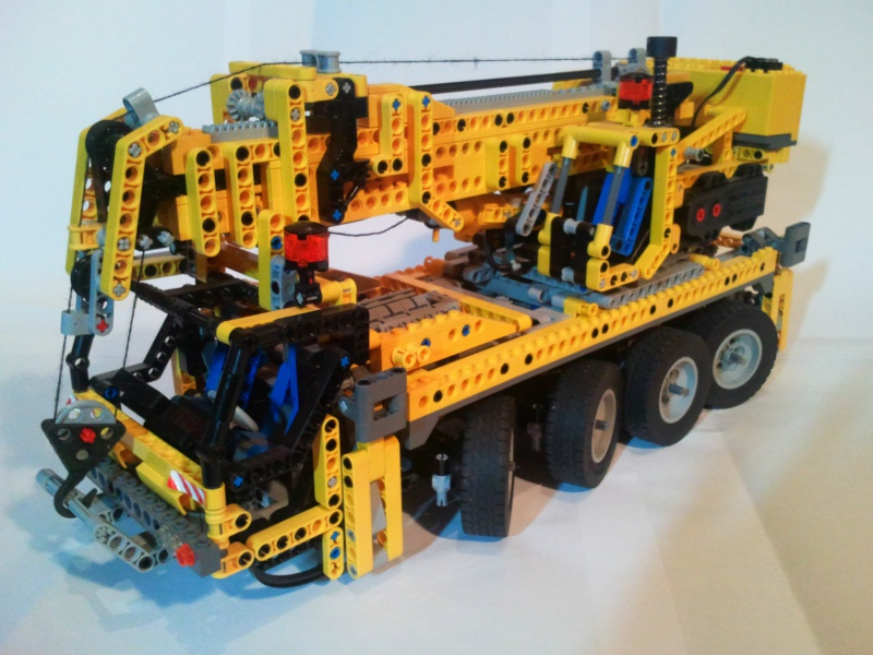gros lego technic