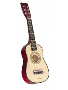 guitare bois enfant