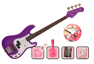 guitare de fille