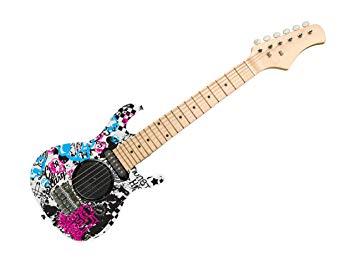 guitare electrique monster high