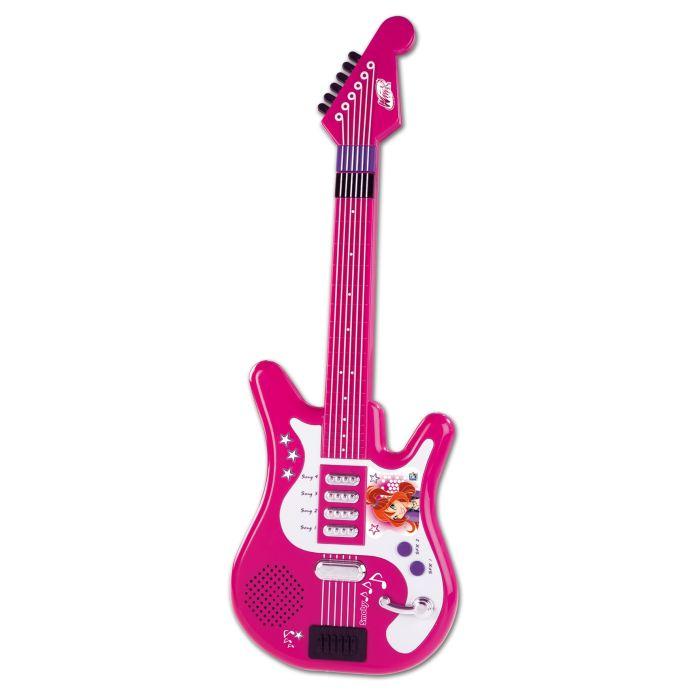guitare fille jouet