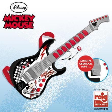 guitare mickey