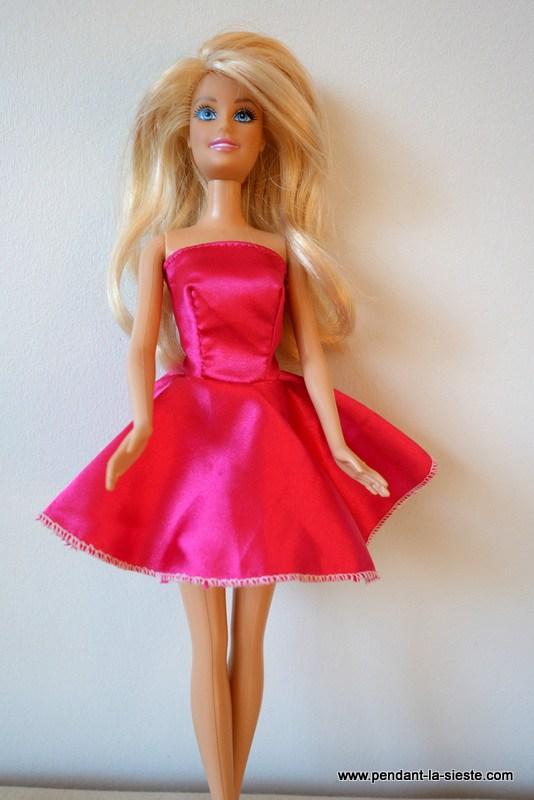 habits pour barbie