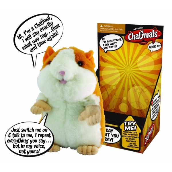hamster qui repete