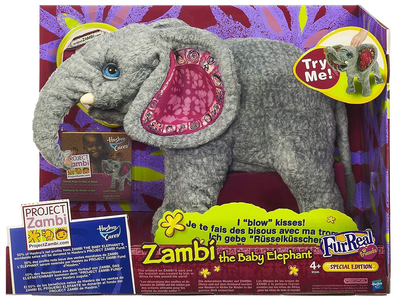 hasbro elephant