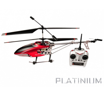 helicoptere modelco platinium