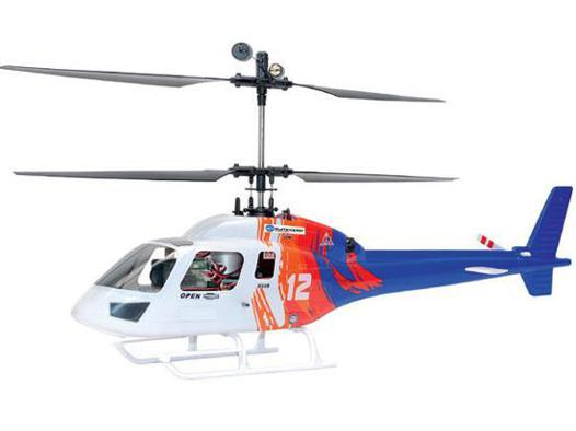 helicoptere rc exterieur