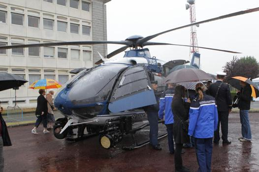 helicoptere rennes