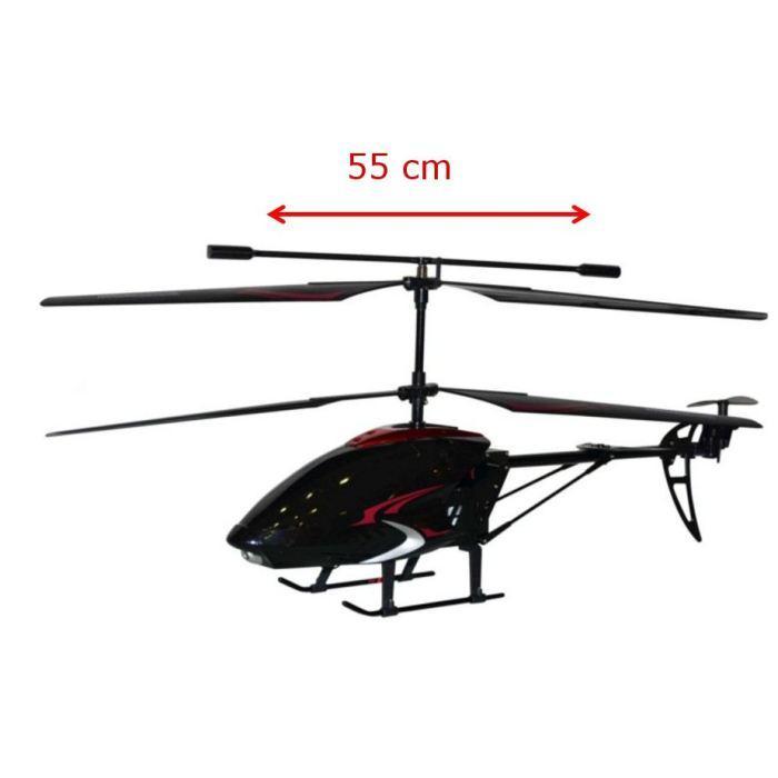 hélicoptère télécommandé modelco