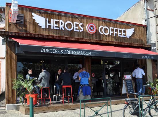 heroes coffee blagnac