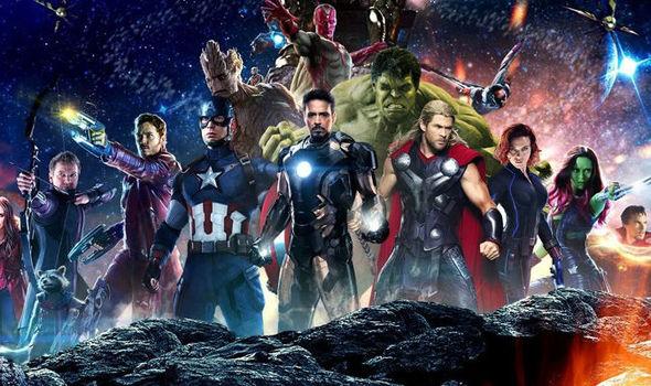 heros avengers