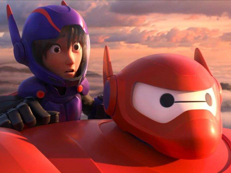 heros pixar