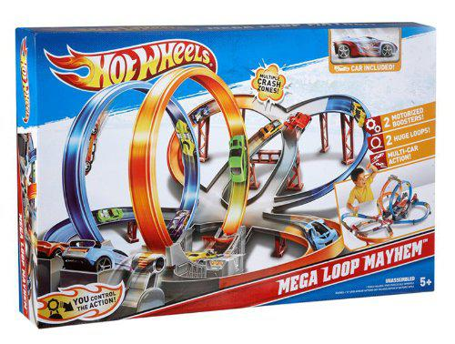 hot wheels circuit looping
