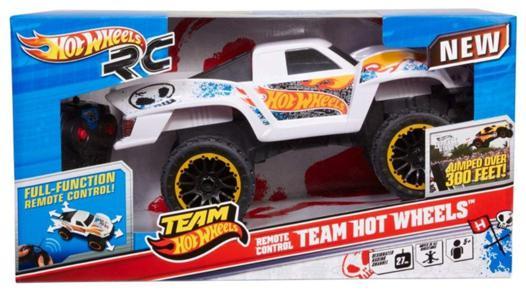 hot wheels rc