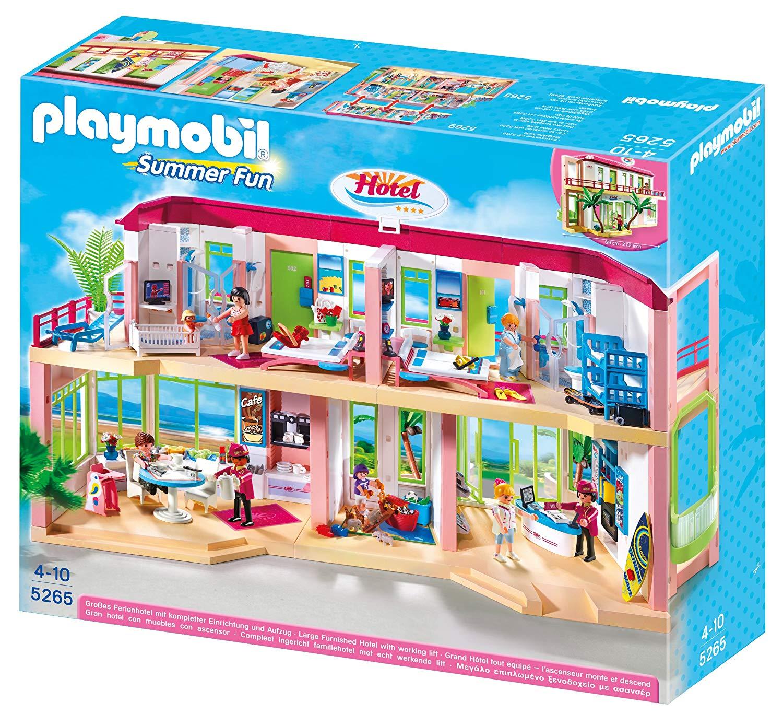 hotel de playmobil