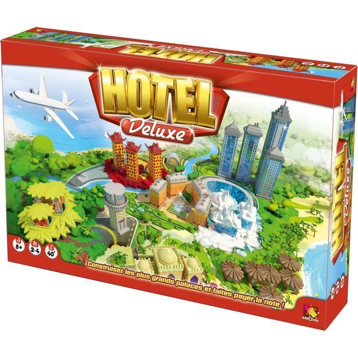 hotel deluxe jeu de société