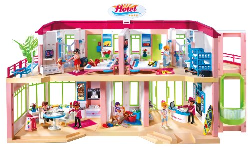 hotel play mobil