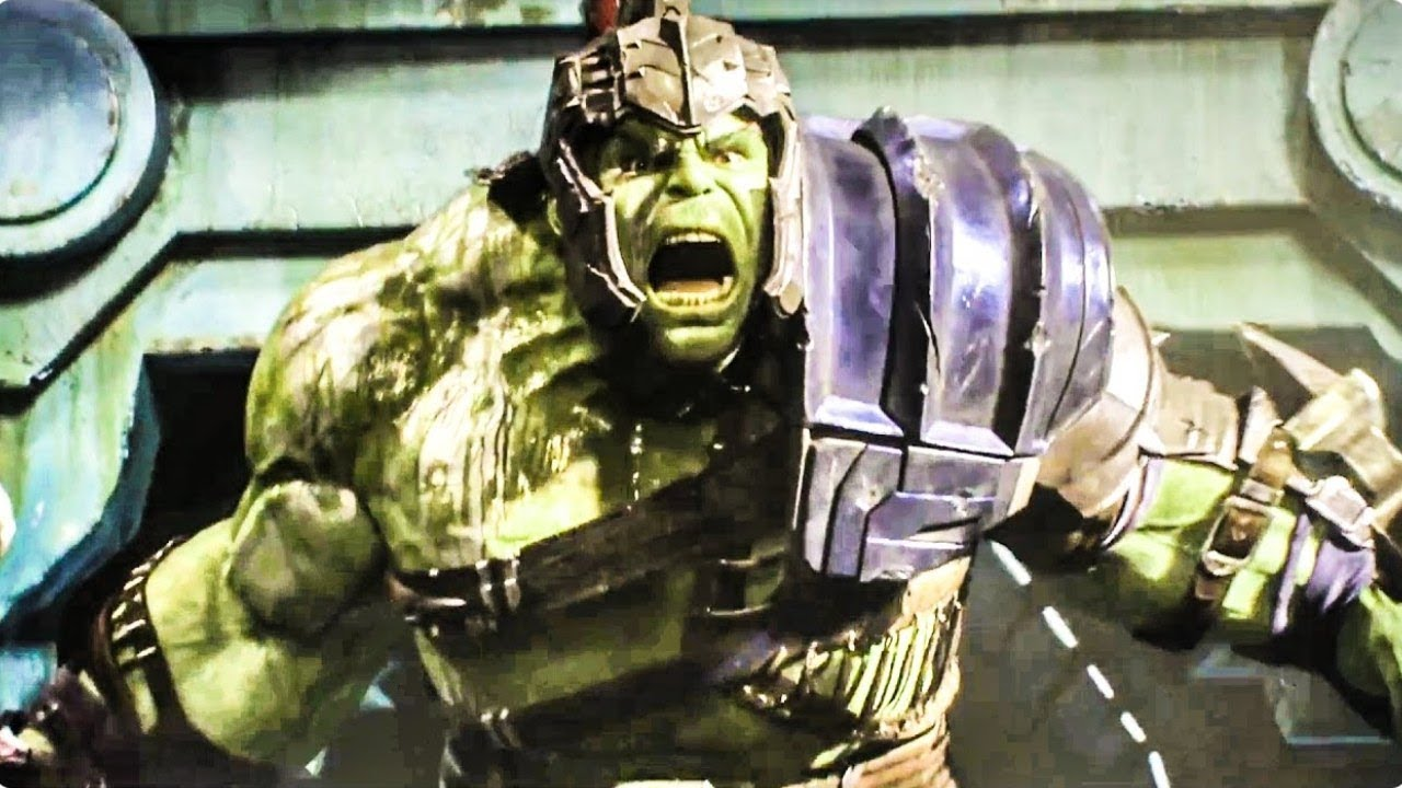 hulk contre thor