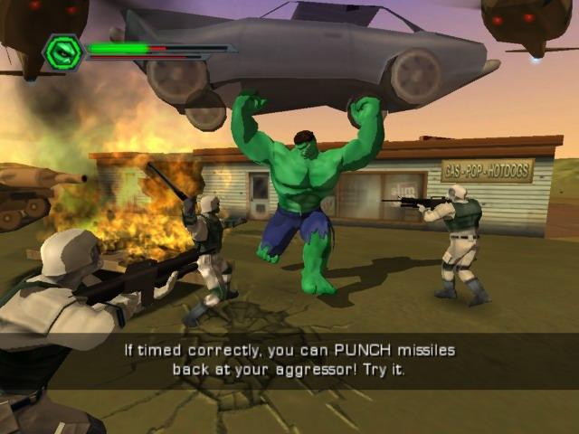 hulk le jeu