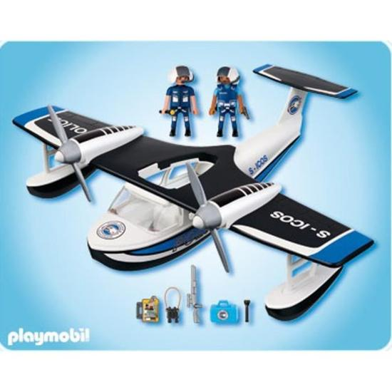 hydravion playmobil 4445