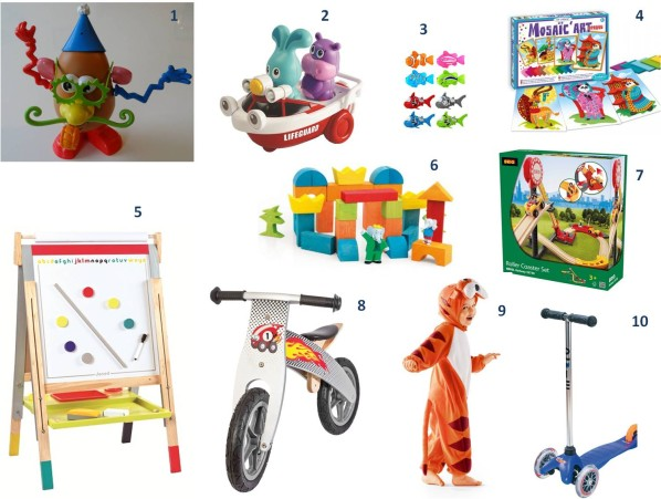idée cadeau anniversaire garçon 2 ans