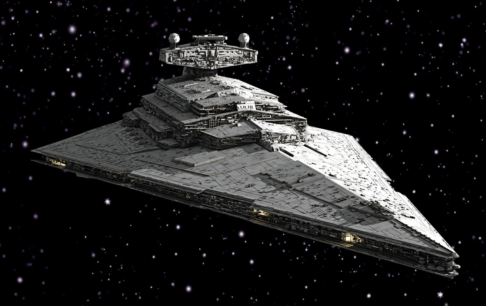 imperial destroyer