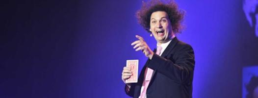 incroyable magicien