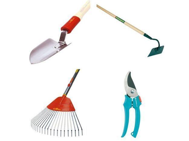 instrument de jardinage