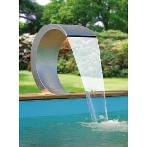 jet d eau piscine