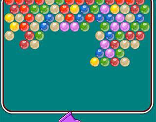 jeu canon bubble