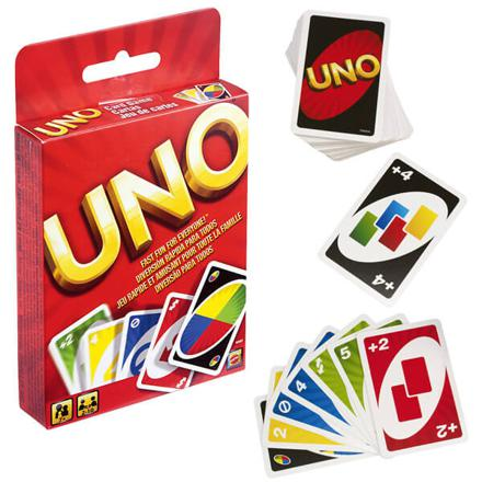 jeu carte uno