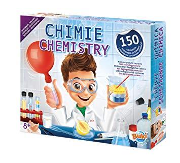 jeu chimie sans danger