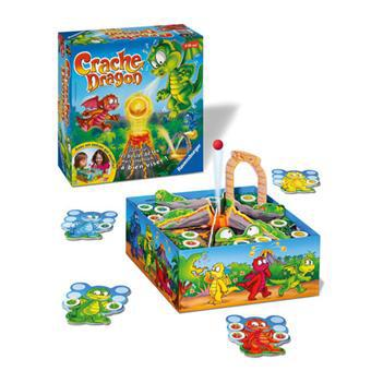 jeu crache dragon