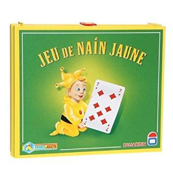 jeu de nain jaune