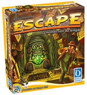 jeu de société escape