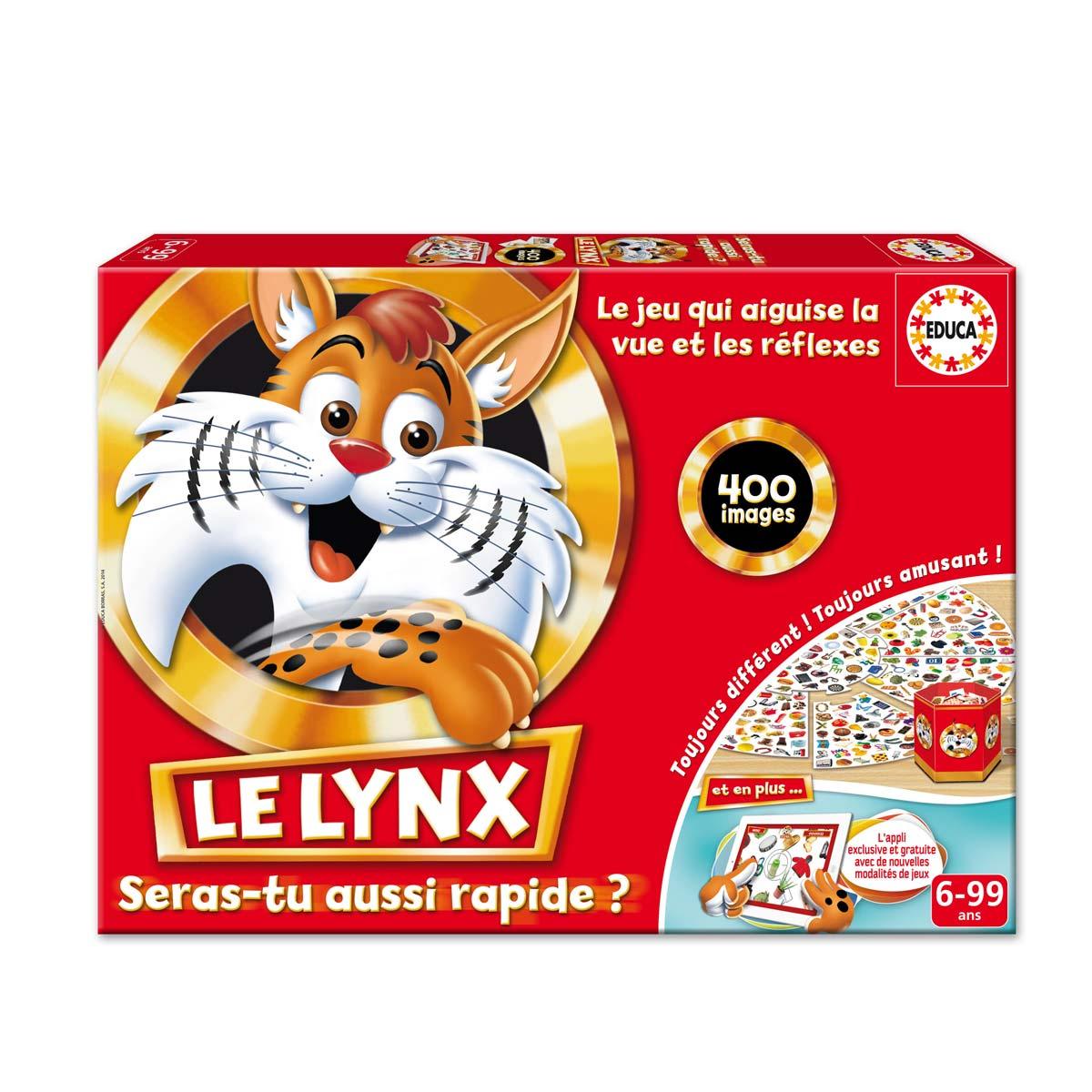 jeu de société lynx