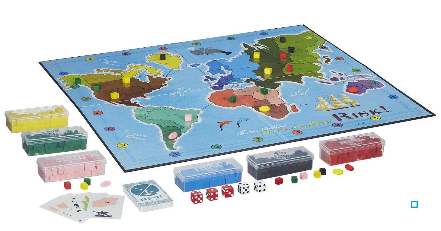 jeu de societe risk la conquete du monde