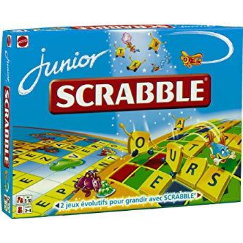 jeu de société scrabble junior