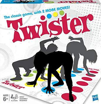 jeu de société twister
