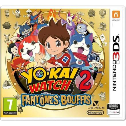 jeu ds yo kai watch