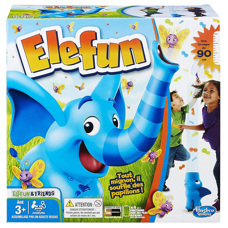 jeu elefun