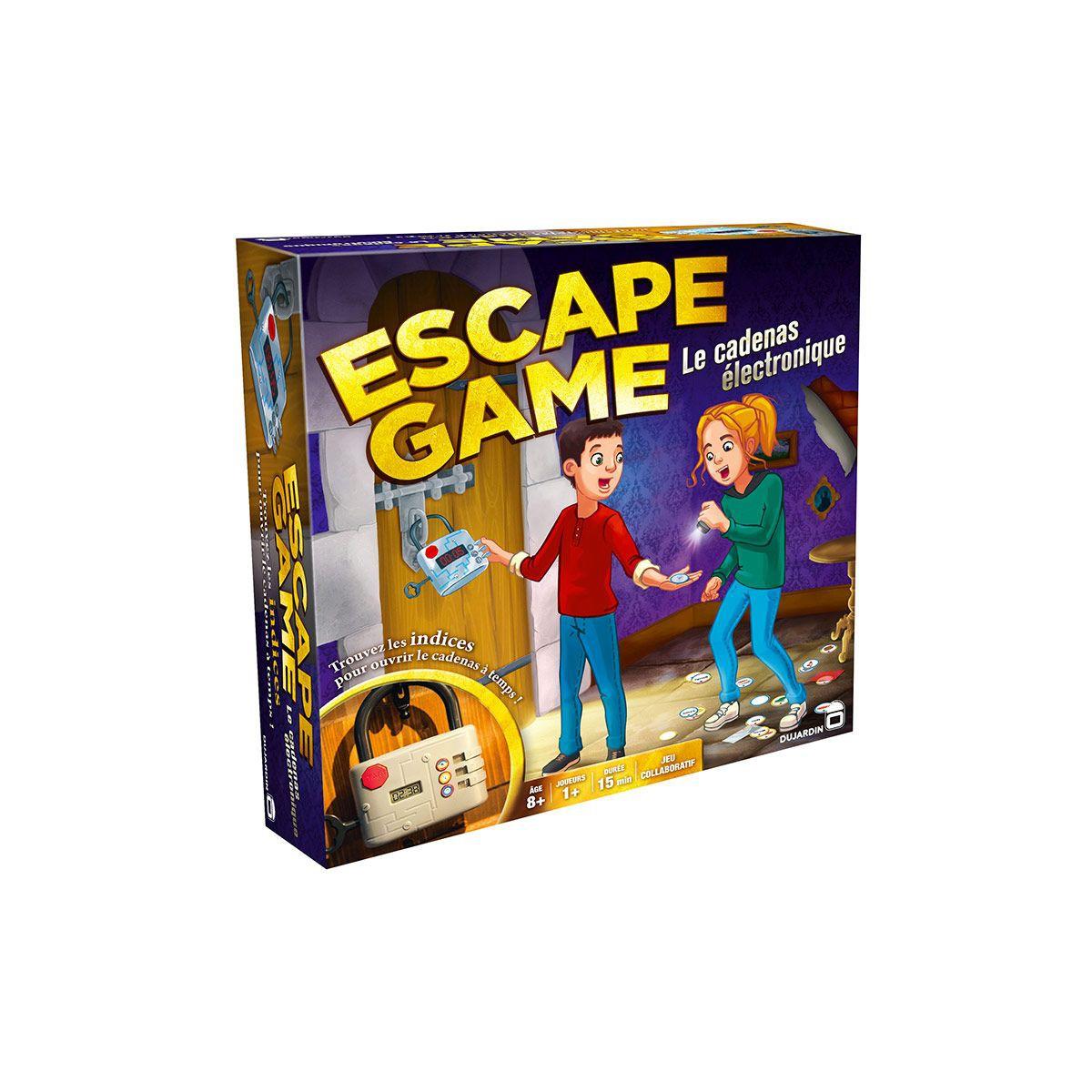 jeu escape game dujardin