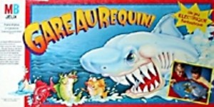 jeu gare au requin