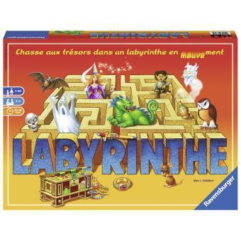 jeu labyrinthe