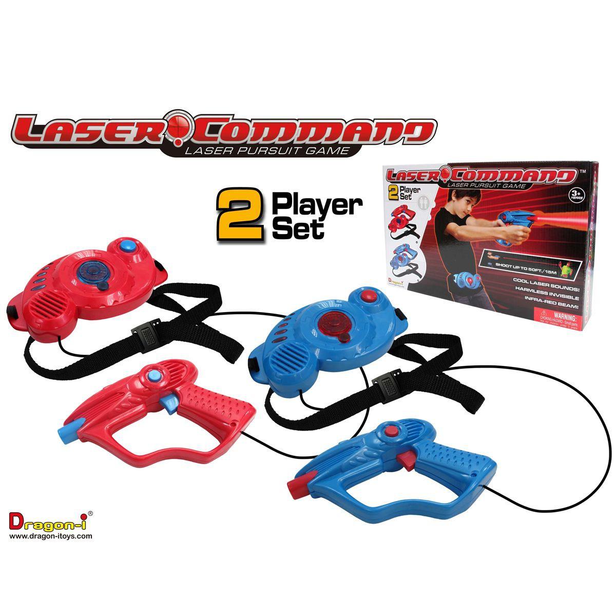 jeu laser game maison