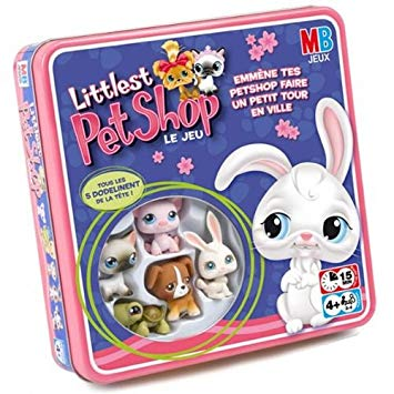 jeu littlest petshop