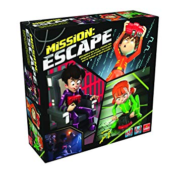 jeu mission escape