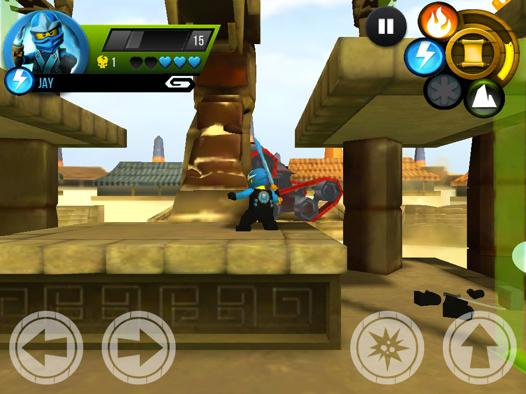 jeu ninjago en ligne gratuit