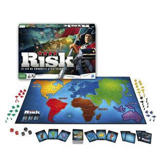 jeu risk hasbro