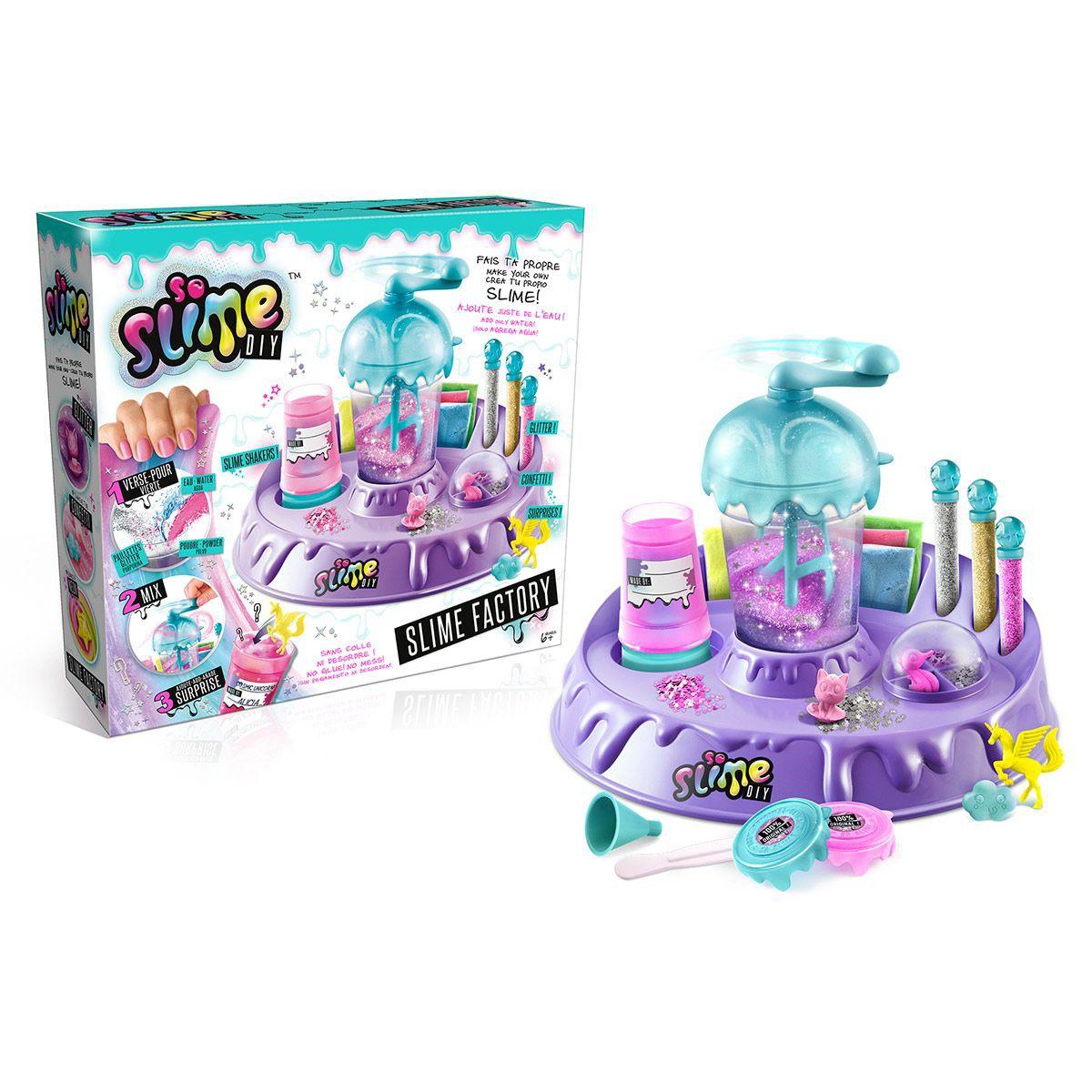 jeu slime factory